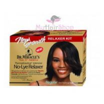 Dr. Miracle's New Growth Relaxer Kit Regular