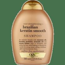 OGX Brazilian Keratin Smooth Shampoo 385ml