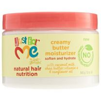Just For Me Natural Hair Nutrition Creamy Butter Moisturizer 340gm