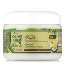 ORS Olive Oil For Naturals Co-wash 340g