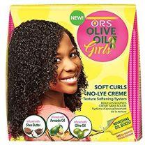 ORS Girls Soft Curl Kit