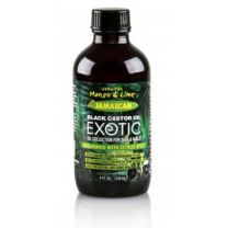 Jamaican Mango & Lime Jamaican Black Castor Oil Exotic Ungurahui With Citrus Spice 118 ml