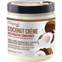Africa's Best Coconut Creme Restorative Deep Conditioner 15 oz