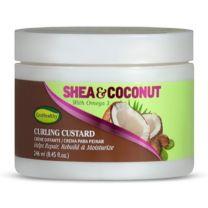 Sofn'free GroHealthy Shea & Coconut Curling Custard 260ml