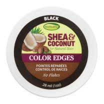 Sofn'free GroHealthy Shea & Coconut Smooth Edges BLACK 56ml