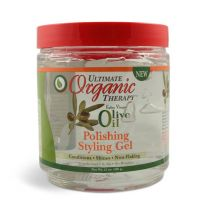 Ultimate Organic Polish Olive Gel 15 oz