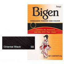 Bigen Hair Color Oriental Black no. 59