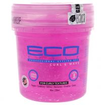 Eco Styler Professional Styling Gel Curl & Wave Pink 8 Oz