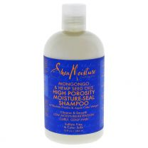 Shea Moisture Mongongo & Hemp Seed Oils High Porosity Moisture-Seal Shampoo 13 oz / 384 ml