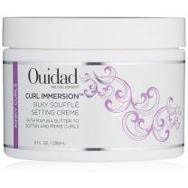 OUIDAD Curl Immersion Silky Souffle Setting Creme, 8 Fl Oz