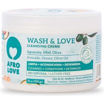 Afro Love Wash & Love Cleansing Creme 16 oz