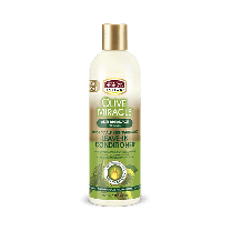AFRICAN PRIDE OLIVE MIRACLE LEAVE-IN CONDITIONER 12oz