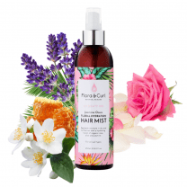 Flora & Curl Jasmine Oasis Hydrating Hair Mist 250ML