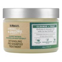 Dr. Miracle's Detangling Pre-Shampoo Treatment- 340gr/12oz