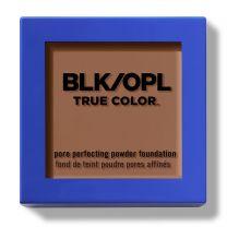 BLK/OPL Pore Perfecting Powder Foundation Ebony Brown