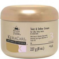 KeraCare - Natural Textures Twist & Define Cream 8oz