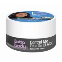 Lotta Body Control Me Edge Gel Black 63.7 gr