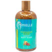 Mielle Pomegranate & Honey Radiant Body Wash 384ml