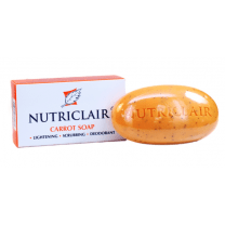 Nutriclair Carrot Lightening Soap 165g