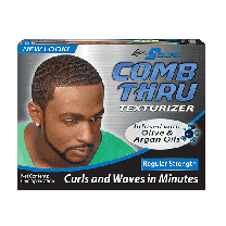 S-Curl Comb-Thru Kit Regular 1 Application