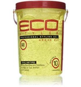 Eco Styler Professional Styling Gel Argan Oil Gel 5 lbs