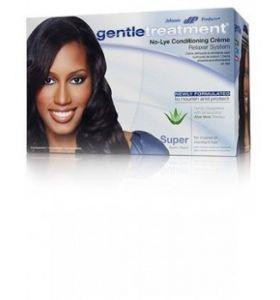 Gentle Treatment No-Lye Relaxer Super