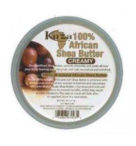 Kuza Shea Butter Creamy 8 oz