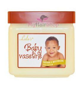 Lala's Baby Vaseline Soothing & Moisturizing