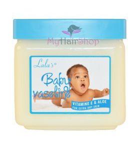 Lala's Baby Vaseline Vitamine E & Aloe