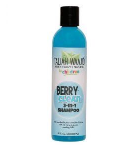 Taliah Waajid Natural Berry Clean Three in One 8 oz