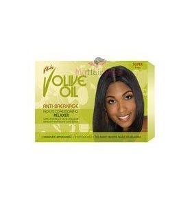 Vitale Olive Oil Relaxer Kit Super