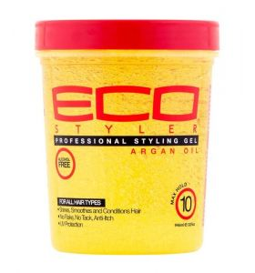 Eco Style Professional Styling Gel Argan Oil Max Hold 32 oz