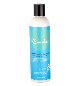 Curls Creamy CURL Cleanser 8 oz