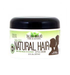 Taliah Waajid Shea Coco Natural Hair Style Cream 8oz