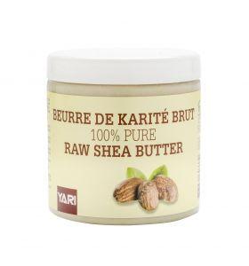Yari 100% Pure Raw Shea Butter 500ml