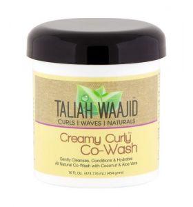 Taliah Waajid Creamy Co-Wash 16oz
