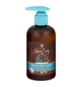 As I Am Naturally Born Curly Avocado Shea Cowash Cleansing Conditioner 8oz