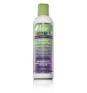 Mane Choice White Willow Bark & Cucumber Baby Oil + Lotion Fusion 236ml