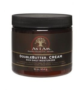 AS I AM DOUBLEBUTTER CREAM RICH DAILY MOISTURIZER 16 OZ