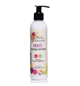 Alikay Naturals Dulce Hydrating Curl Lotion 8 oz