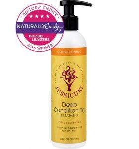 Jessicurl - Deep Conditioning Treatment (Citrus Lavender) 8oz