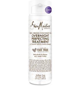 Shea Moisture 100% Virgin Coconut Overnight Treatment 148 ml