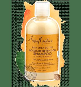Shea Moisture Raw Moisture Retention Shampoo 13oz