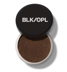 Black Opal Velvet Finishing Powder - Deep