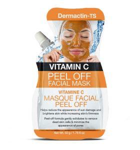 Dermactin-TS Peel Off Facial Mask Vitamin C 50 gr