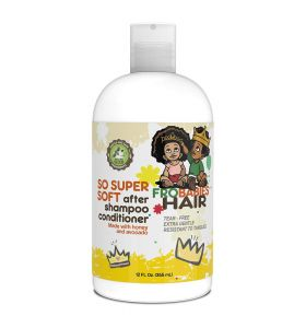 FroBabies Hair So Super Soft After Shampoo Conditioner 12oz