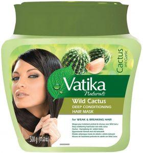Vatika Naturals Wild Cactus Deep Conditioning Hair Mask 500 gr