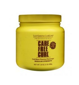 Care Free Curl Cold Wave Chemical Rearranger Regular 32oz