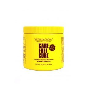 Care Free Curl Cold Wave Chemical Rearranger Super 16oz
