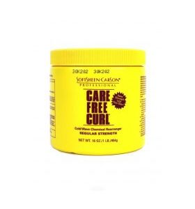 Care Free Curl Cold Wave Chemical Rearranger Regular 16oz